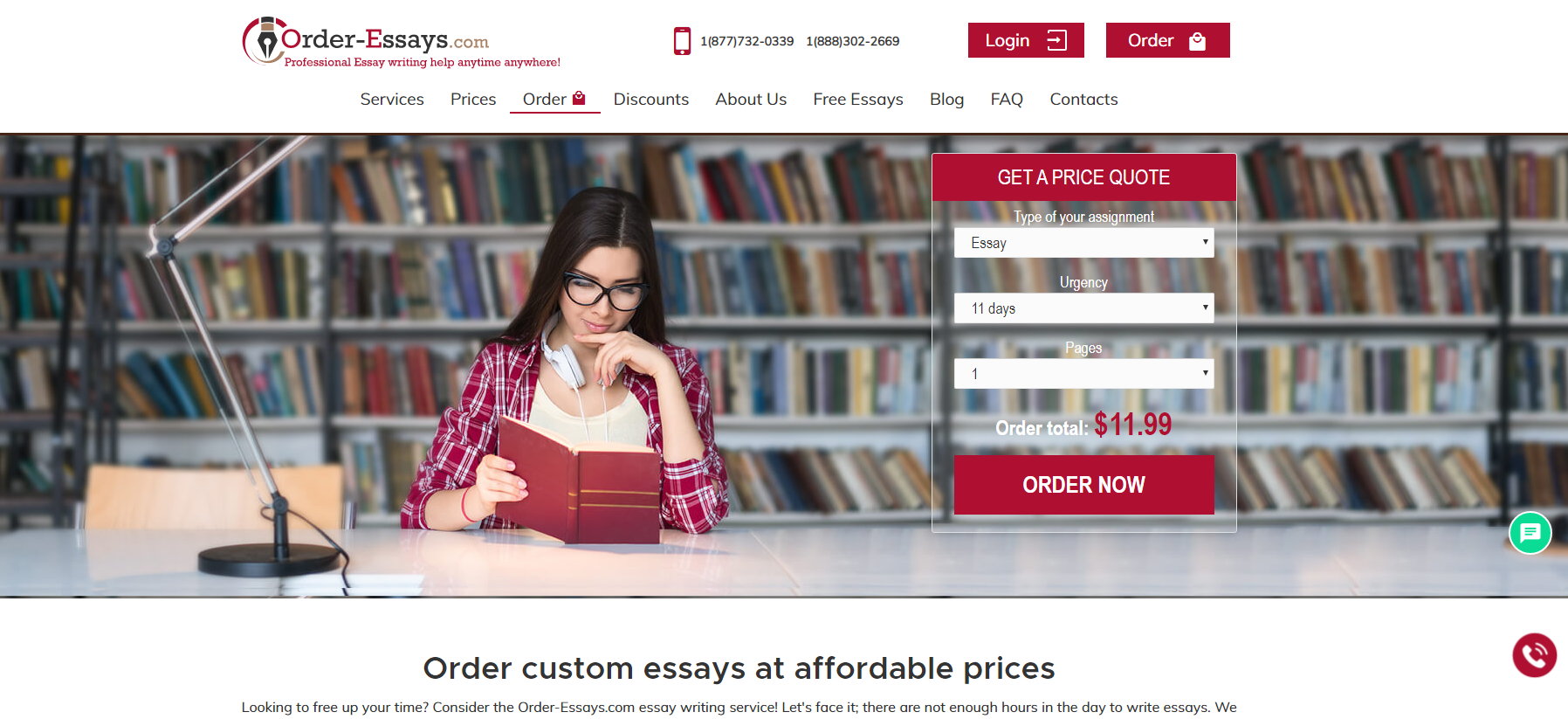 Order-Essays.com